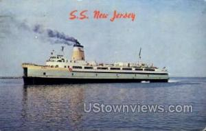 Ss New Jersey  Cape May NJ 1967