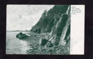 CT Bluffs Morris Cove NEW HAVEN Conn UDB Postcard Connecticut