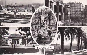 France Toulon Multi View 1957 Photo