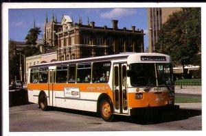 Bus in Downtown, London Transit, Ontario