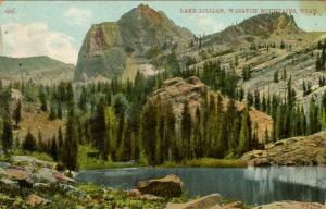 UT - Lake Lillian, Wasatch Mountains