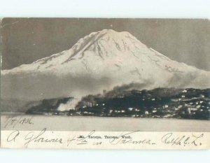 Pre-1907 NATURE SCENE Tacoma Washington WA AD8809