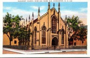 South Carolina Charleston Huguenot Church