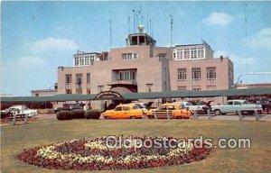 Memphis Municipal Airport Memphis, TN, USA unused