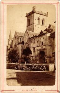 CPA DIVES - Église de DIVES (383715)