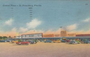 ST. PETERSBURG , Florida , 1957 ; Central Plaza