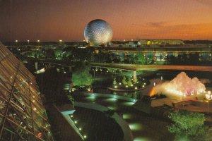 EPCOT Center , Florida , 1988 ; Future World
