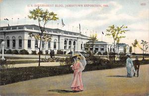 6762  Jamestown Exposition  U.S. Government Bldg