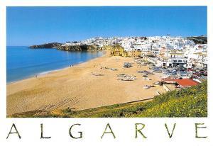 Portugal Albufeira Algarve Beach Playa Bateaux Boats