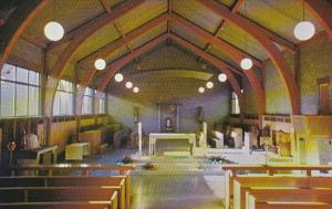 Canada Monastic Refectory Westminster Abbey Mission British Columbia