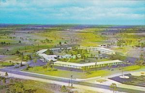 Aerial Of Motel Lehigh Acres Florida