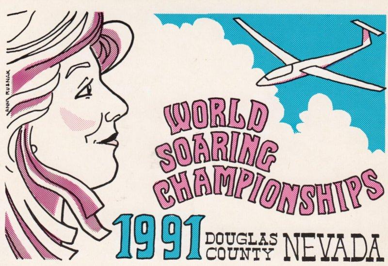 World Soaring Championships , 1991 ; Douglas County , Nevada
