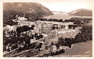 US Military Academy West Point, New York Postcard