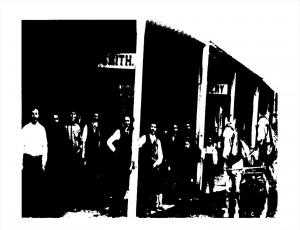 Idaho City  , Meyer Smith Building circa late 1800's