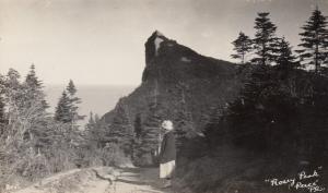 RP: PERCE, Quebec , Canada , 1930s , Rosey Peak
