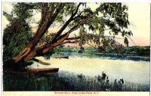 Mohawk River, Little Falls NY