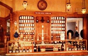 California Anaheim Disneyland Upjohn Drug Store 19th Century Prescription Cou...