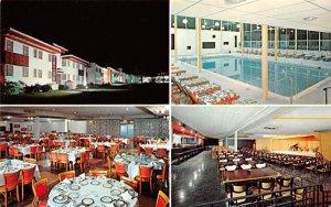 Echo Hotel Ellenville, New York Postcard