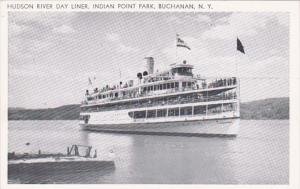 New York Buchanan Hudson River Day Liner Indian Point Park