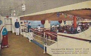 Illinois Chicago Edgewater Beach Yacht Club
