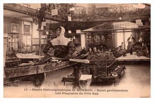 Monaco Oceanograpique Museum, Eskimo exhibit