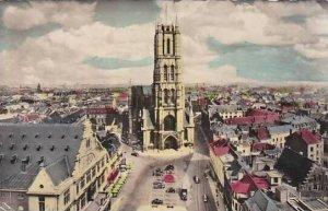 Belgium Gent Gand Eglise Saint Bavon 1954 Photo