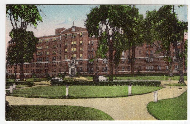 Portland, Maine, Mercy Hospital