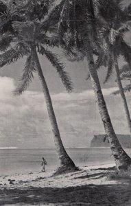 Lover's Leap , Tumon Bay GUAM , 1950-60s