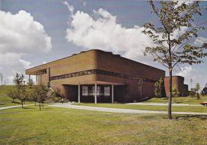 Exterior,  Optometry Building, University of Waterloo,  Canada,   40-60s