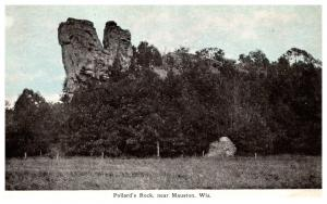 Wisconsin  Mauston , Pollard's Rock