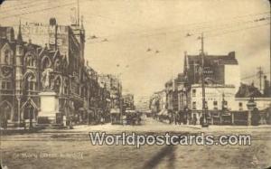 United Kingdom, UK, England, Great Britain St Mary Street Cardiff Cardiff St ...