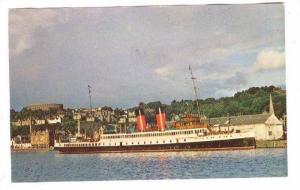 Ocean Liner RMS KING GEORGE V, Oban, Perth, Scotland, 1970
