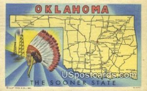 Greetings from, Oklahoma