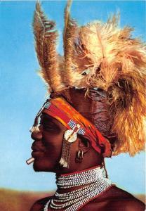 BG14089 suk dancer types folklore kenya