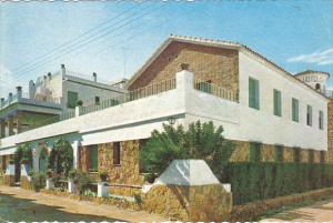 Spain Tossa de Mar Costa Brava Hotel Casa Delgado Fachada