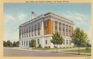 LAS VEGAS , Nevada , 30-40s ; Post Office