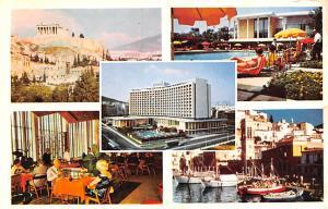 Athens Greece, Grece The Athens Hilton Athens The Athens Hilton