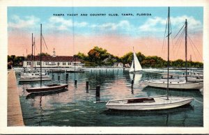 Florida Tampa Yacht and Country Club