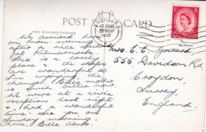 Post Card Aberdeen Good Luck