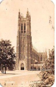 Chapel in Durham, North Carolina