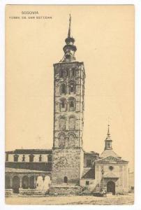 Torre De San Esteban, Segovia (Castilla y León), Spain, 1900-1910s