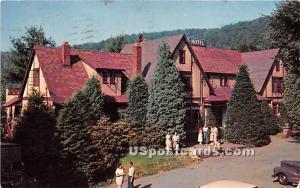 Peggy Runway Lodge Narrowsburg NY 1961