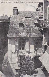 France Lourdes La Maison de Bernadette Soubirous