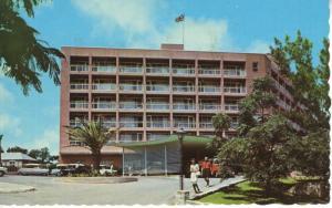 Bermudiana Hotel Pembroke Parish Bermuda c1967 Vintage Postcard D28