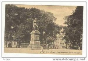 Plein (Standbelld Willem de Zwyger),s-Gravenhage,00-10s Netherlands