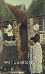 Volendam Netherlands, Nederland Costume  Costume