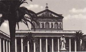 RP, St. Paul's Basilica, Roma (Lazio), Italy, 1920-1940s