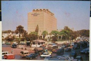 Pakistan Karachi Hotel Pearl Continental - posted 1988