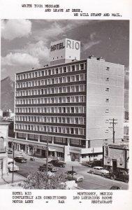 RP, Hotel Rio (Exterior), Monterrey, Mexico, 1930-1940s