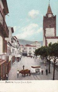MADEIRA , Funchal , Portugal , 00-10s ; Rua do Aljube